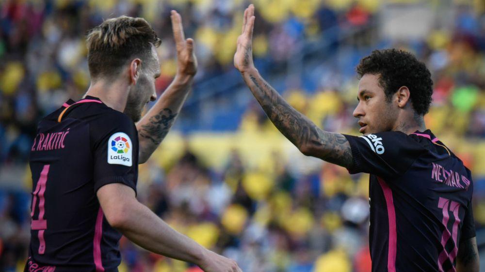Ivan Rakitic: Hätte Neymar lieber noch bei Barcelona