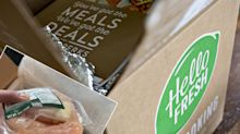 Hello Fresh customer rages over 'contaminated' food delivery