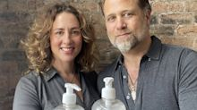 Couple who set up hand sanitiser business when coronavirus hit 'set to make £30m'