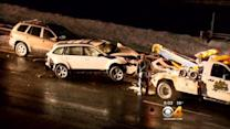 Eventful Night Of Accidents Along I-70 In The High Country