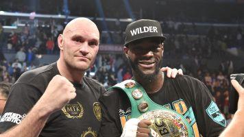 Fury targeting winner of Ruiz and Joshua fight