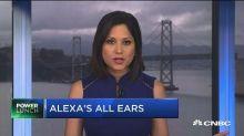 Amazon's Alexa sends conversation by accident