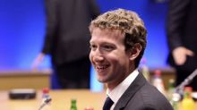 Zuckerberg salary crashes to $1 a year