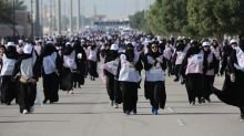 【沙地女子馬拉松】等待了120年的3公里