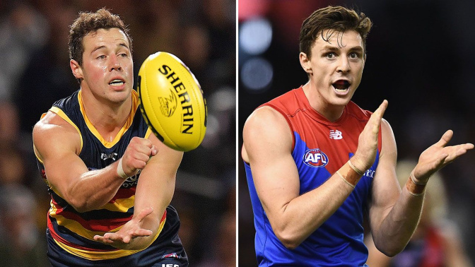 Lever ready as cheeky Crows laud 'seamless' move