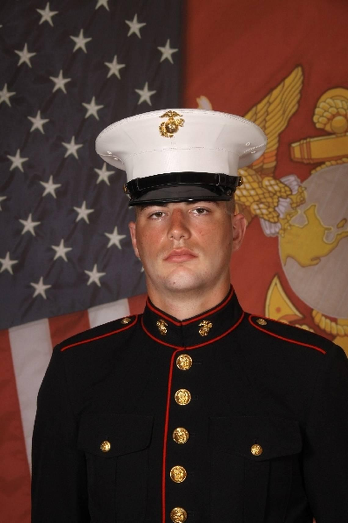 911 calls raise questions about Marine recruit's death during Parris Island's 'Crucible'