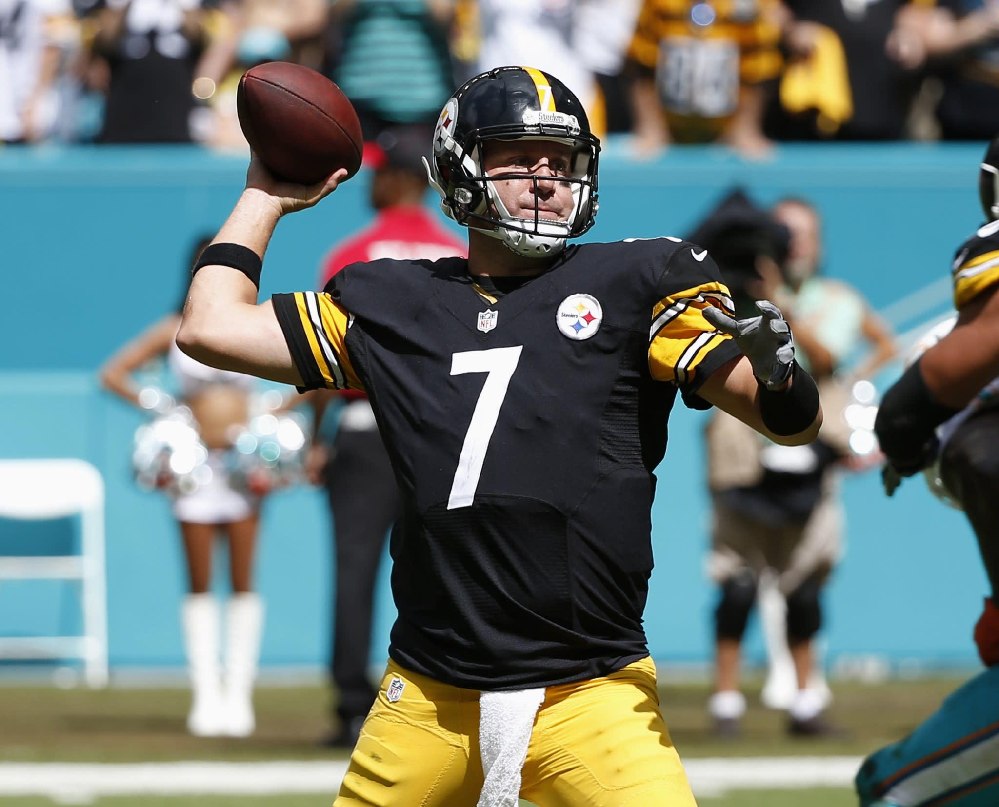 Report Steelers Ben Roethlisberger has torn meniscus will be