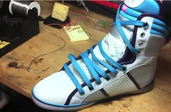 Power Laces 2.0 ditch the external servo and retro colors, look production-ready (video)