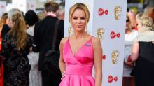 Amanda Holden reveals how she got to safety after holiday leg break