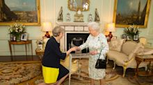 Everyone used to curtsy like Theresa May, says etiquette expert