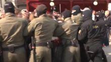 Dozens Arrested in Crack Down on Women's March in Minsk