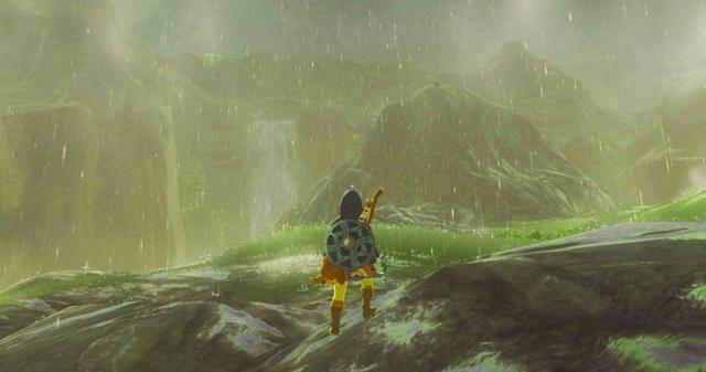 'Zelda: Breath of the Wild' makes open-world games exciting again