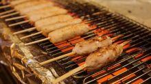 【尖沙咀串燒】神社設計日式串燒店!以串燒帶來幸福感