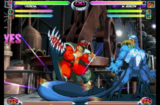 Marvel vs. Capcom 2 begins a new New Age of Heroes on iOS