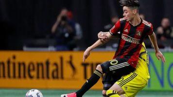 EN LA MIRA: El Newcastle quiere quedarse con el estelar jugador del Atlanta Miguel Almirón