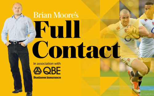 Listen to Brian Moore's Telegraph rugby show