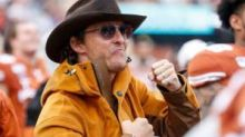 Matthew McConaughey has the best favorability numbers of any potential Texas gubernatorial challenger