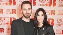 Courteney Cox Says She Is 'Married in My Heart' to Singer Johnny McDaid