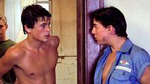 Rob Lowe supo que Tom Cruise iba a ser una estrella el día que enfureció por compartir habitación