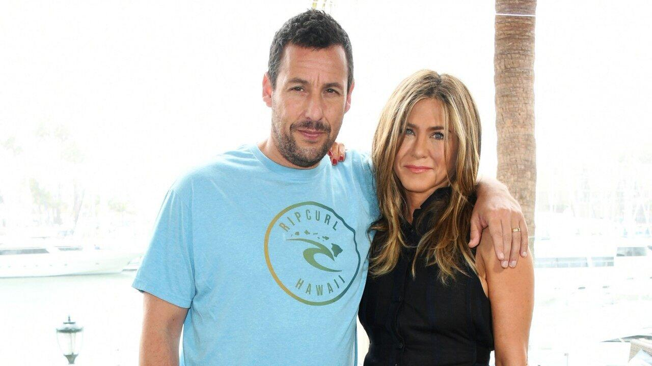 Here's Who Adam Sandler and Jennifer Aniston Would Invite ...
