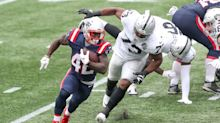 Why RB J.J. Taylor knew the Patriots were the perfect fit for him