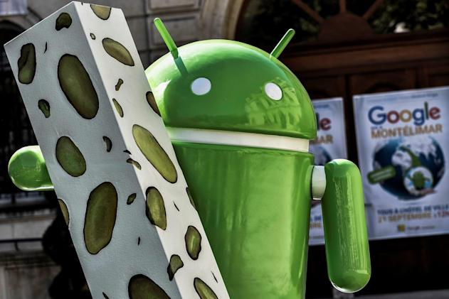 Leak shows how EU would punish Google over Android practices