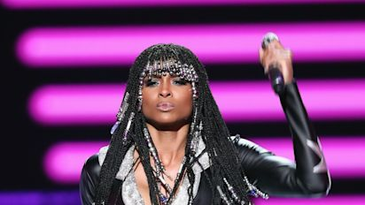 Ciara gets her superfreak on during 'Motown 60' shocking Rick James tribute