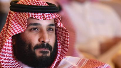 Saudi crown prince loses key aides over Khashoggi death but is on way to defusing diplomatic crisis