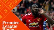 Premier League Bingo:How many points can you score across this weekend's matches?