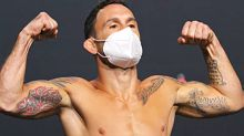 UFC on ESPN 15 weigh-in results: Frankie Edgar makes the cut; but cancellations shake up fight card