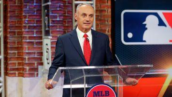 MLB commish makes surprising reveal