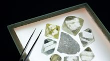 Anglo American ReportsCollapse in Diamond Sales