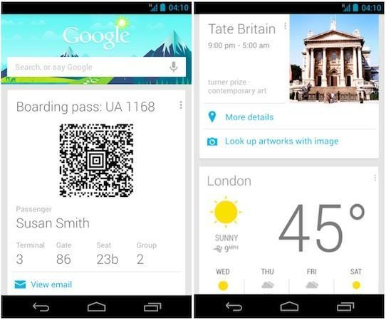 Google Now updated with more travel-minded features, expanded voice search