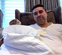 'Cake Boss' gets emotional recounting son's heroics during gruesome bowling machine accident