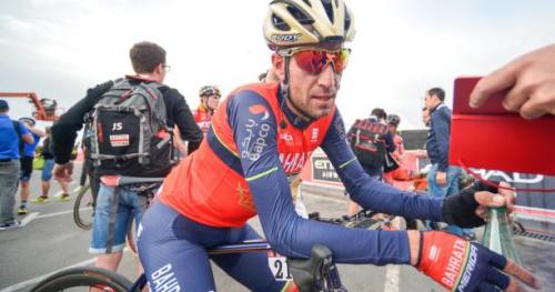 Cyclisme - Giro - Vincenzo Nibali : «Avec Nairo Quintana, nous ne nous aimons pas»