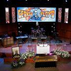George Floyd honored at memorial service in Minneapolis