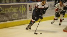 Hockey - L. Magnus - Ligue Magnus: Gap engage le scoreur Tim Crowder