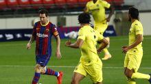 Barcelona: Koeman elogia el tono conciliador de Messi