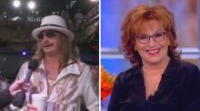 Joy Behar responds after Kid Rock called her a 'bitch' on 'Fox & Friends'