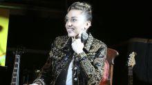 Eigene Schuhkollektion: Miley Cyrus entwirft Glitzer-Converse