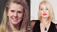 Margot Robbie Is Unrecognizable as Tonya Harding on the Set of Her New Movie