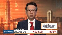 Bocom International's Hong Says Hang Seng May Fall to 22,000