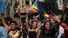Turkey urged to drop case against LGBT activists charged over Pride march