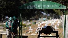 Covid-19: Brasil tem 82.771 mortes e 2.227.514 casos confirmados, dizem secretarias de Saúde