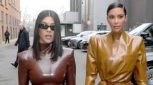 Kim Kardashian breaks down her fight with Kourtney: 'I was bleeding'