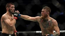 Conor McGregor joins Dana White's campaign to lure Khabib out of retirement: 'I think he's afraid to fight me'