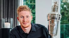 Kevin De Bruyne's genius is finally recognised as Manchester City playmaker wins PFA Player of the Year