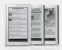 Sony Reader Daily Edition (PRS-950SC) now shipping for $299