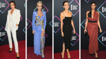 All the best looks from the 2018 People's Choice Awards