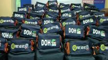 DOH distributes dengue kits to parents of children vaccinated with Dengvaxia